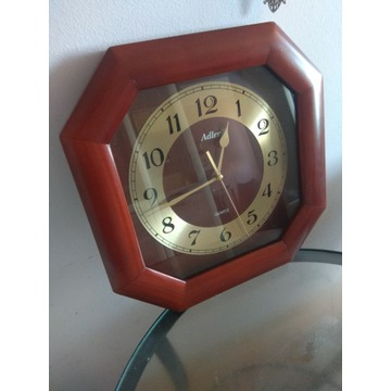 Zegar ścienny 29 cm kwarcowy Adler