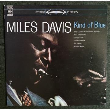 Miles Davis Kind of Blue Japan NM Sony unikat