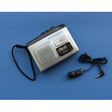 AIWA Recorder plus zewnętrzny mikrofon