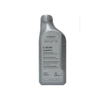 Oryginalny Olej Vw 5W-30 Longlife III G052195