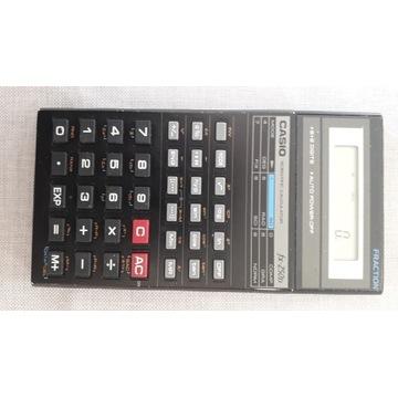 Kalkulator naukowy Casio fx-250d, klasyk