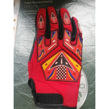 Rękawiczki na skuter lub rower