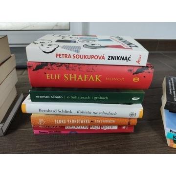 Soukupová,Shafak,Słoniowska,Abdel,Somoza - 7szt.