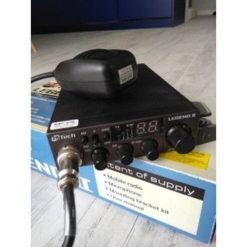 CB Radio M-Tech LEGEND II + antena -> ZESTAW