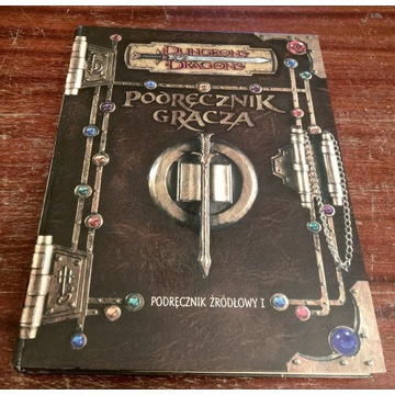 Podręcznik Gracza Dungeons & Dragons 3ed