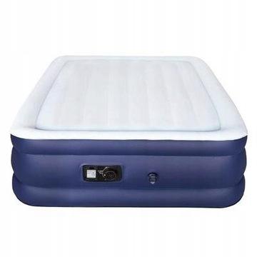 Materac dmuchany łóżko  z wbudowaną pompką Sable