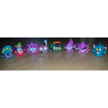 Super zings figurki seria 5