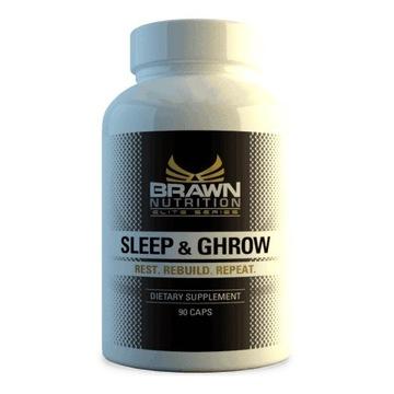 Brawn Nutrition Sleep and Ghrow