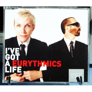 Eurythmics – I've Got A Life CD