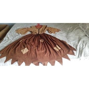 Sukienka damska 44 wiedźma przebranie animator