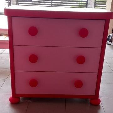 Meble do pokoju dziecięcego MAMMUT IKEA (7 element