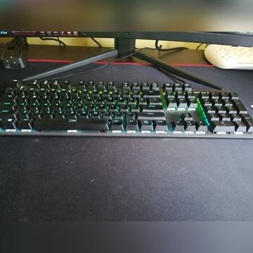 Klawiatura HyperX Alloy FPS RGB Kailh Silver