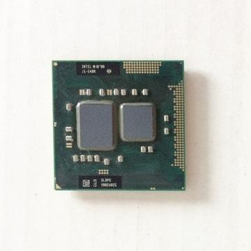 Procesor Intel i5 540m 3M Cache 2,53 Ghz