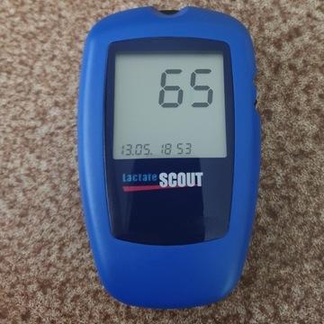 Analizator kwasu mlekowego Lactate Scout
