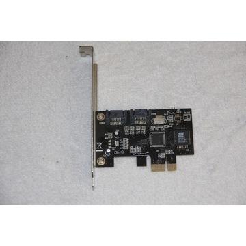karta PCI express 1.0  SATA