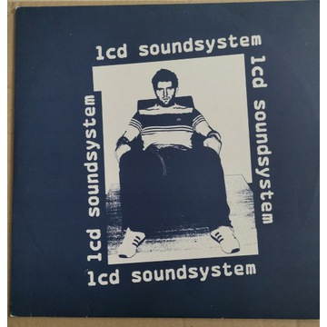 LCD Soundsystem - Losing My Edge - oprdfa 002 UK