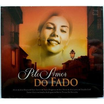 Pelo  Amor Do Fado 2CD 2011r Nowa