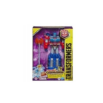 asbro Transformers Cyberverse Optimus Prime