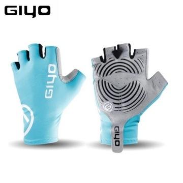 GIYO Rękawiczki rowerowe rękawice rower M