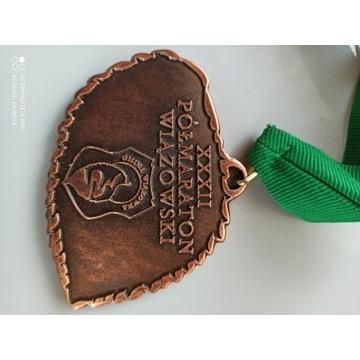 Medal XXXII półmaraton Wiązowski 2012