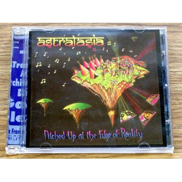 ASTRALASIA - Pitched Up At The Edge Of Reality