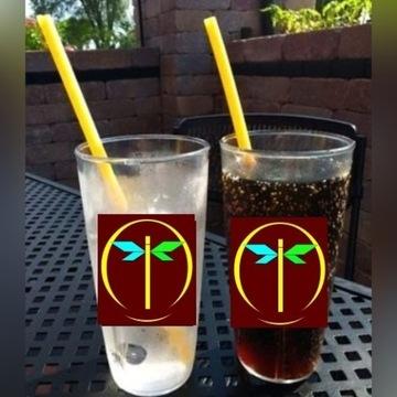 Słomki do picia - 100% naturalne
