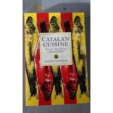 Ksiazka Coleman Andrews,,Kuchnia Katalonii''
