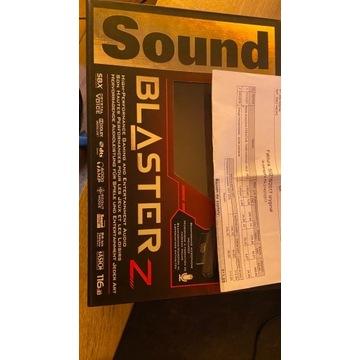 Karta dźwiękowa Sound Blaster Z + mikrofon