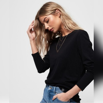 Koszulka z długim rękawem SuperDry Premium Sleeve