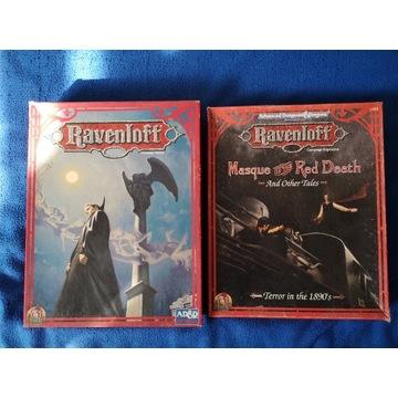 Ravenloft AD&D RPG KOLEKCJA / COLLECTION