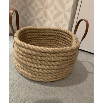 Kosz handmade