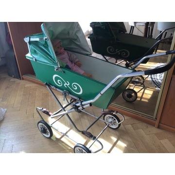 Oldschool wózek dla lalek