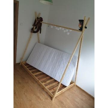 Łóżko dziecięce Tipi