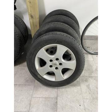 Felgi Alu Nissan 5x114.3