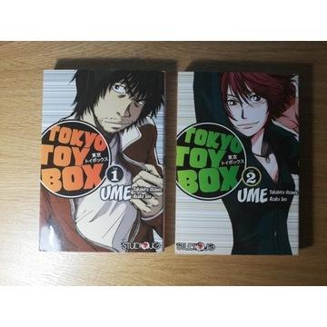 Tokyo Toy Box #1 - #2 (komplet)