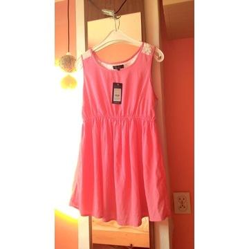 Sukienka nowa z koronką na plecach New Look XL
