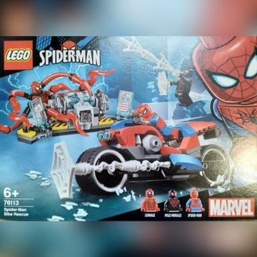 LEGO Spiderman 76113
