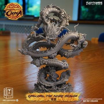 Qinglong, the Azure Dragon