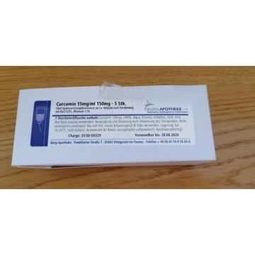 Kurkumina 15 mg/ml 150 mg