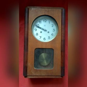 METRON - zegar wiszący/stojący - do renowacji