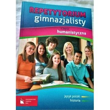Repetytorium gimnazjalisty, cz. humanistyczna