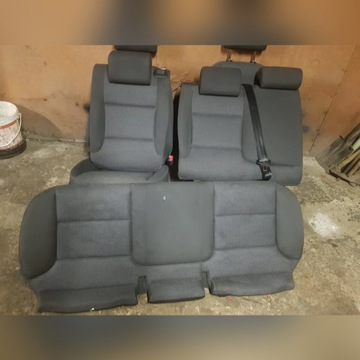 Komplet Foteli Audi A3 8P
