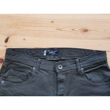 Top Secret 2 x spodnie chinos rozmiar 32 L