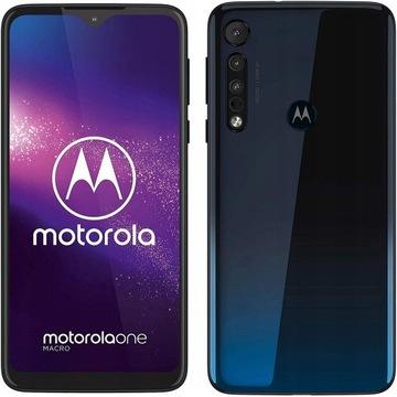 Motorola One Macro nowy Play