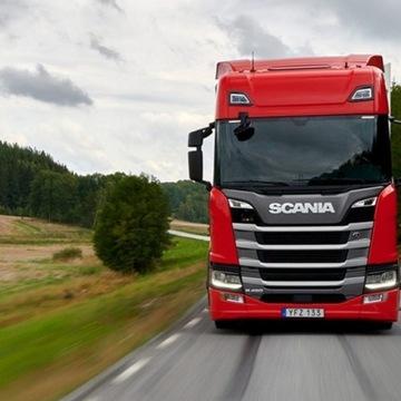 Zwiększenie Mocy  Chip Tuning Ciężarowe