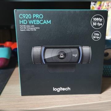 Kamera Logitech C920 nowa
