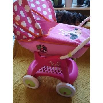 Wózek dla lalek mini