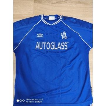 Koszulka Chelsea Londyn 1999-2001 oryginał