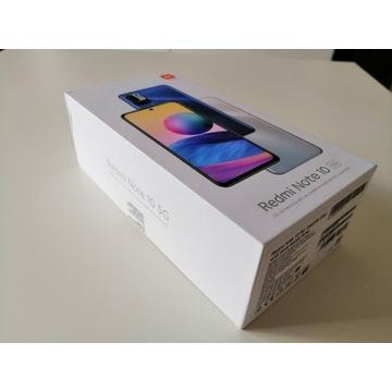 Smartfon Xiaomi Redmi Note 10 4 GB / 64 GB szary -