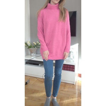 Sweter różowy mohito